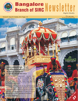 Cover of October 2012 Newsletter