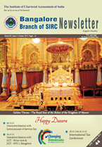 Cover of October 2013 Newsletter
