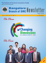Cover of April 2013 Newsletter
