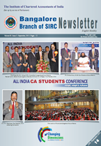 Cover of September 2013 Newsletter