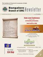 Cover of June 2012 Newsletter